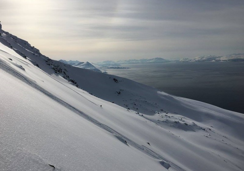 Lyngen Alps Skiing (Photo - 9 Vallees)