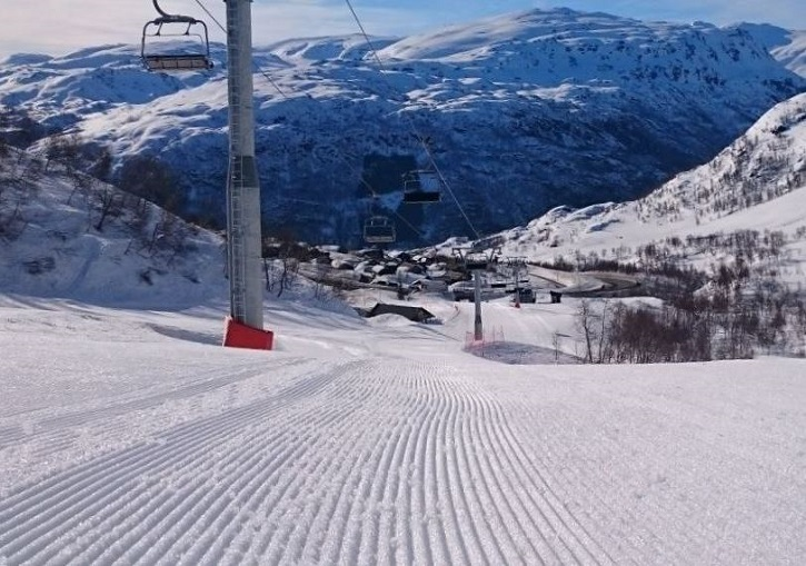 Ski Norway (Roldal ski Resort).
