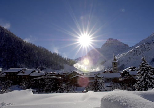Val d'Isere FRance