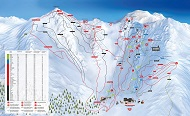 Boi Taull Ski Trail Map