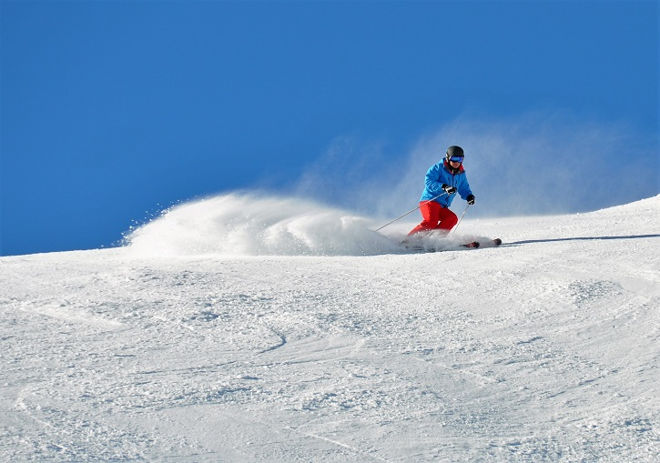 Andermatt has some of Euriope's best and most reliable snow.
