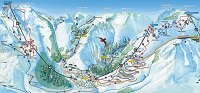 Andermatt Trail & Piste Map