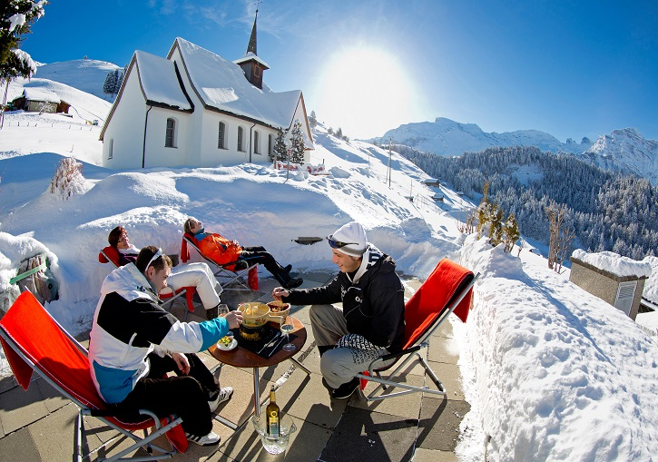 Relax n style ©Engelberg-Titlus Tourism