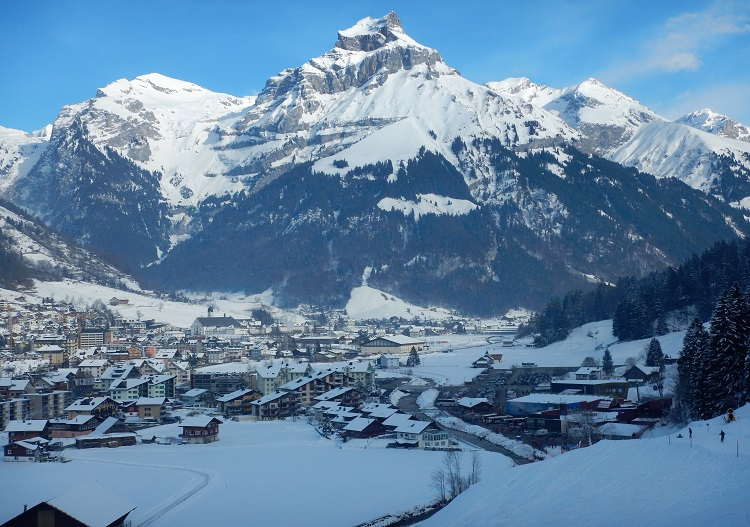 Engelberg Titllis Ski Resort | Engelberg Switzerland | Review