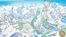Engelberg Trail Map