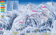 Klewenalp Ski Trail Map