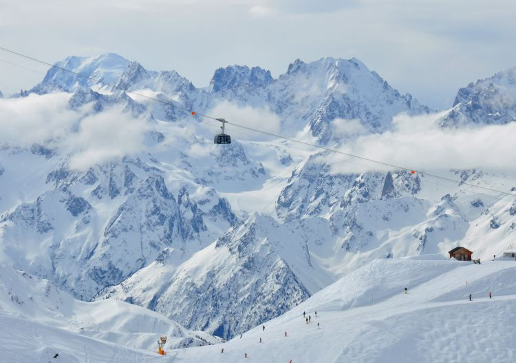 Verbier ski packages