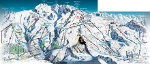 Zermatt – Cervinia Ski Trail Map