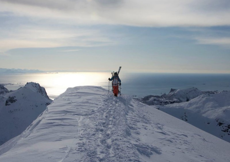 Lofoten Islands Ski Touring Diidac Guide