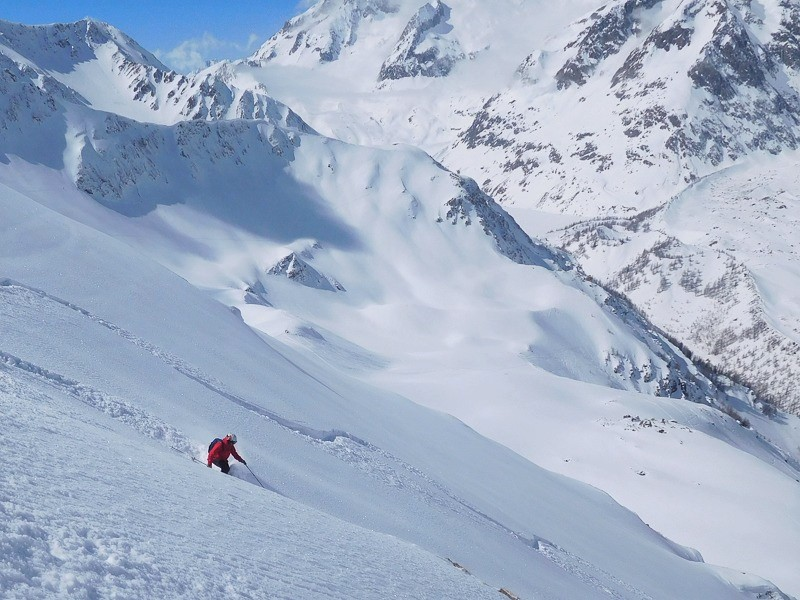 Chamonix Ultimate Alps Powder Ski Tour - LGA