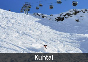 Kuhtai Austria: Best Powder Ski Resort in Europe