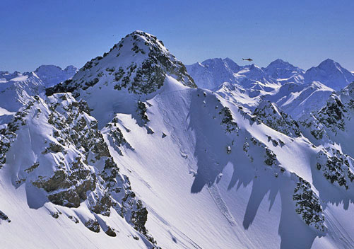 Methven Heliski New Zealand