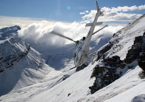 Southern Lakes Heli Ski - New Zealand