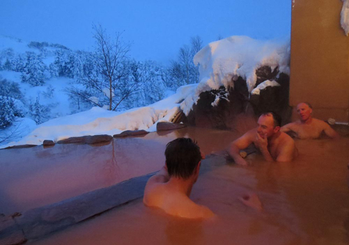 Tokachidake Onsen is within a day trip