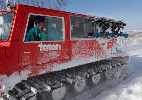 Niseko Cat Skiing - Rising Sun Guides