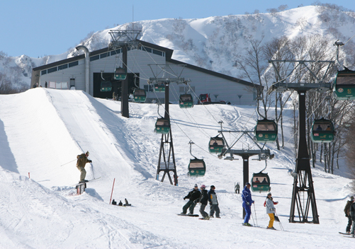 Hakuba 47 Ski Resort