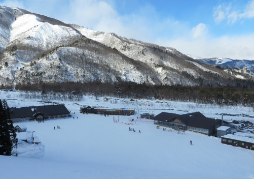 The base area of Hakuba 47