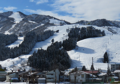 Ishiuchi Ski Resort