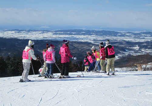 Mount Racey Ski Resort
