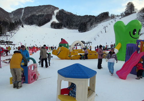 Nozawa: Family friendly Nagano ski resort