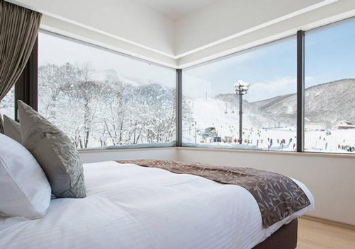 Ki Niseko hotels and condos offer Niseko ski in ski out accommodation. Ki Niseko has the ultimate location, service and great amenities.
