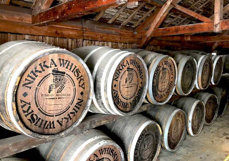 Yoichi Nikka Whiskey Distillery