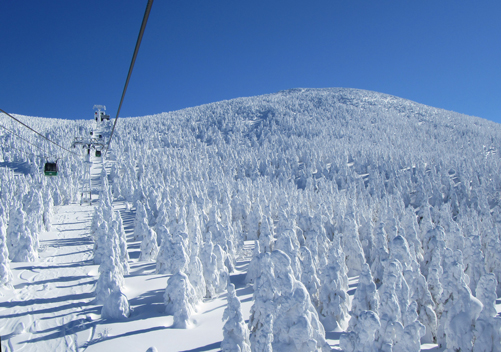 Shiga Kogen: one of the best ski resorts in Japan for intermediates