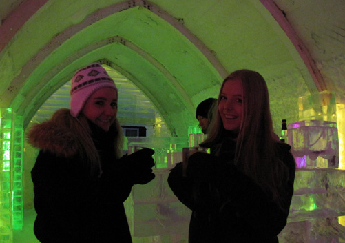 Niseko Ice Bar