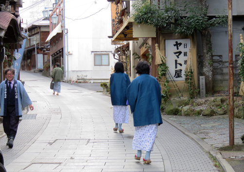 Shibu Onsen: close to Shiga Kogen and snow monkeys, great cultural experiences