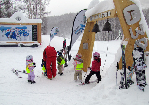 Most Popular Japan Ski Resort