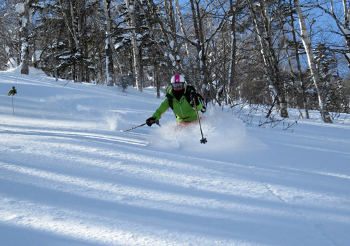 Sahoro ski resort isn't just great for the kids; adults will love it too