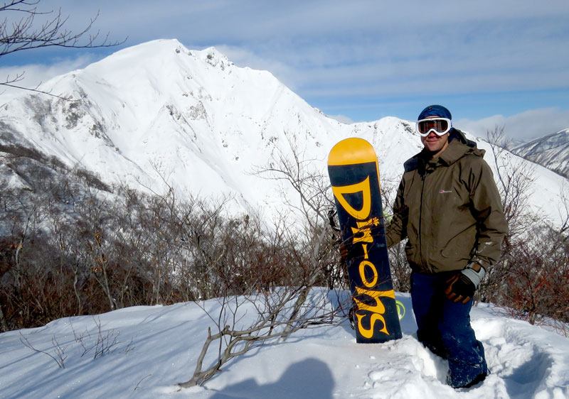 Head there with Tenjindaira Backcountry Tours