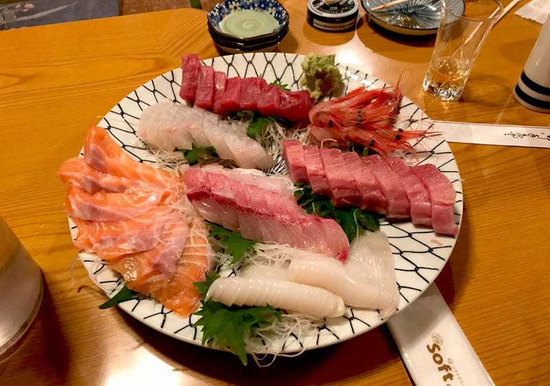 Plenty of great dining options in Minakami