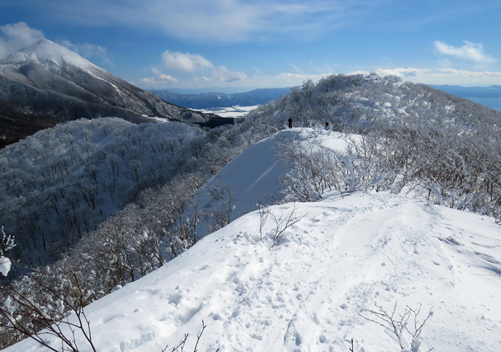 Nekoma: one of the Bandai ski resorts