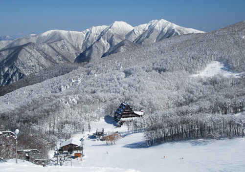 Zao Ski Resort