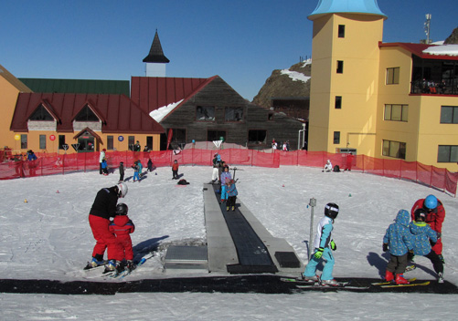 Cardrona, a Very Family Friendly NZ Ski Resort
