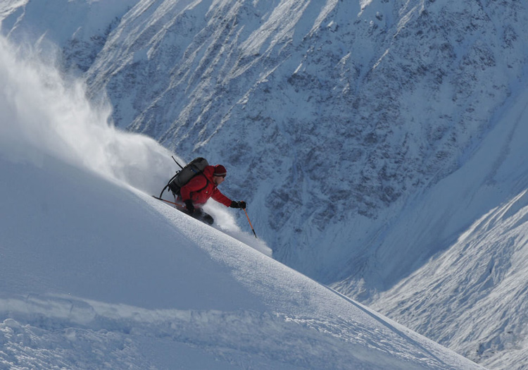 Mt Cook Heliski