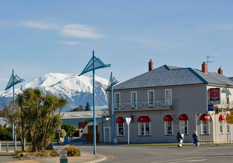 Methven is sometimes referred to as Mt Hutt Village