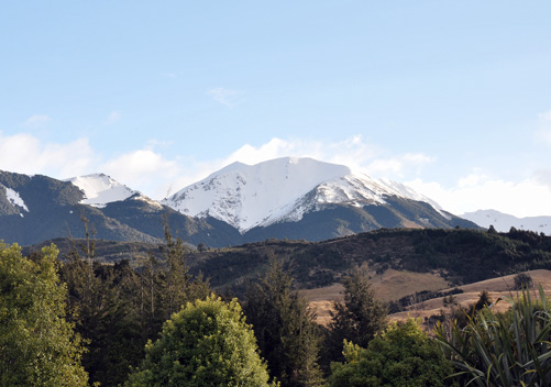 Mt Lyford is 2 hours north of Christchurch