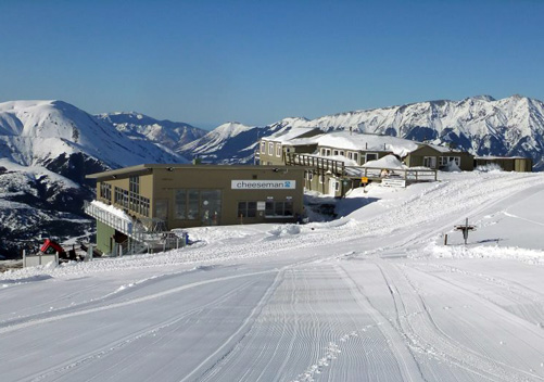 Modern Day Lodge and Ski-in Ski-out Accommodation