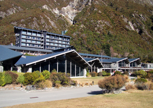 Hermitage Hotel Mt Cook