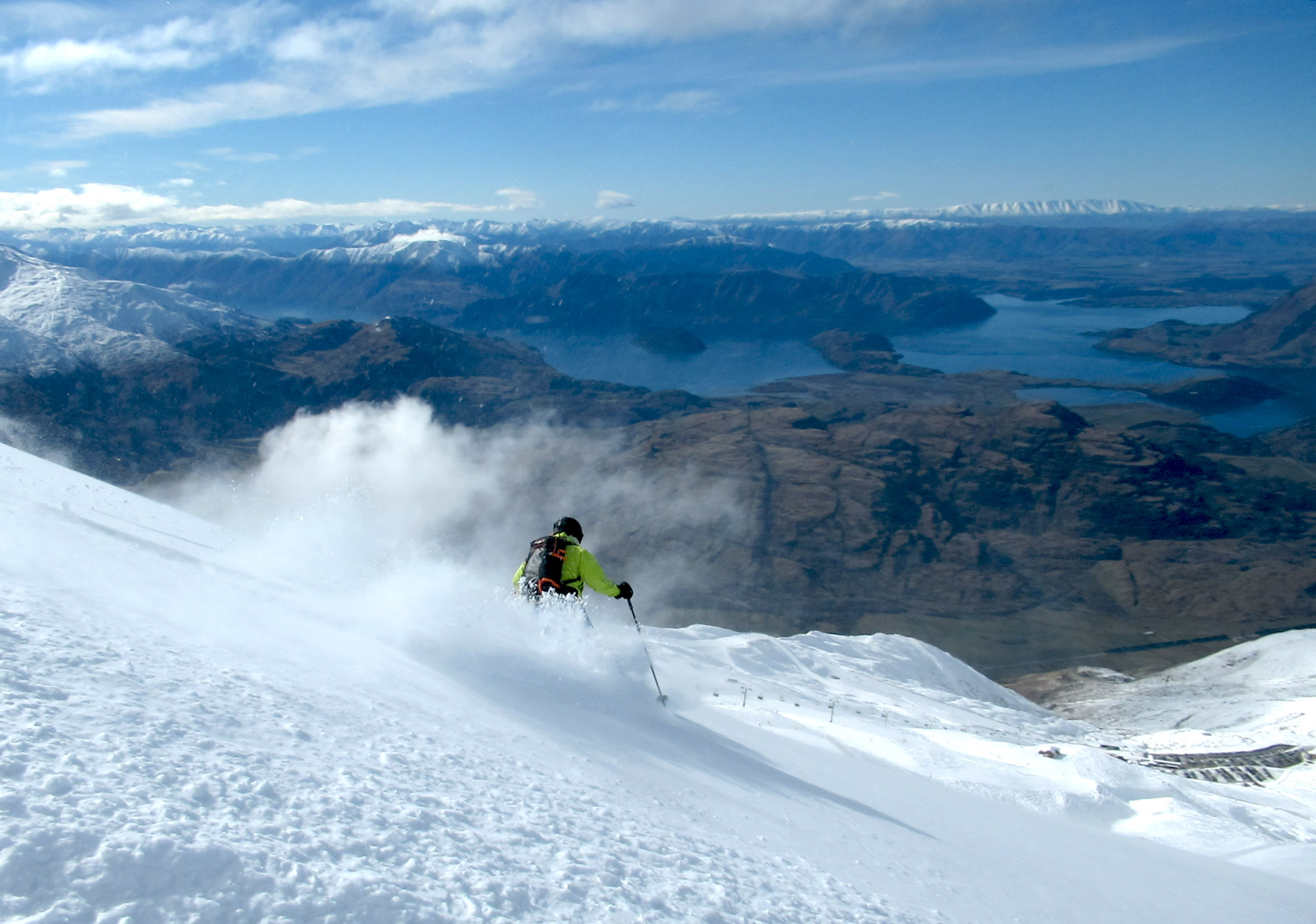 Ski New Zealand: Treble Cone