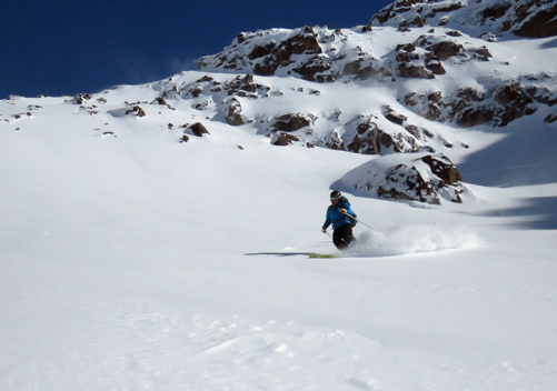 Ohau has some fantastic sidecountry/backcountry