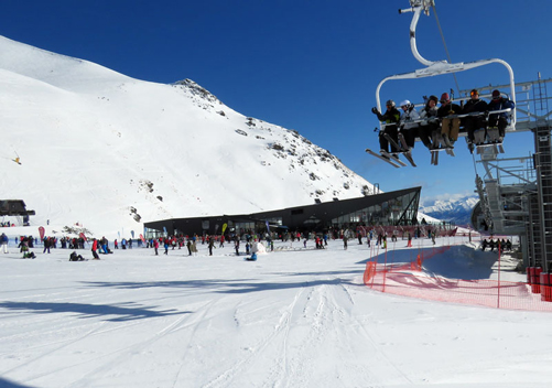 The Remarkables Ski Resort