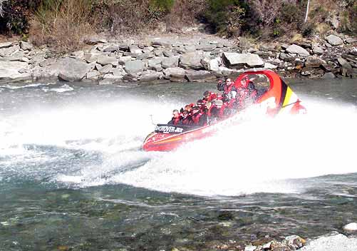 If you are visiting Queenstown in New Zealand, then a must do is an exhilarating blast on Queenstown