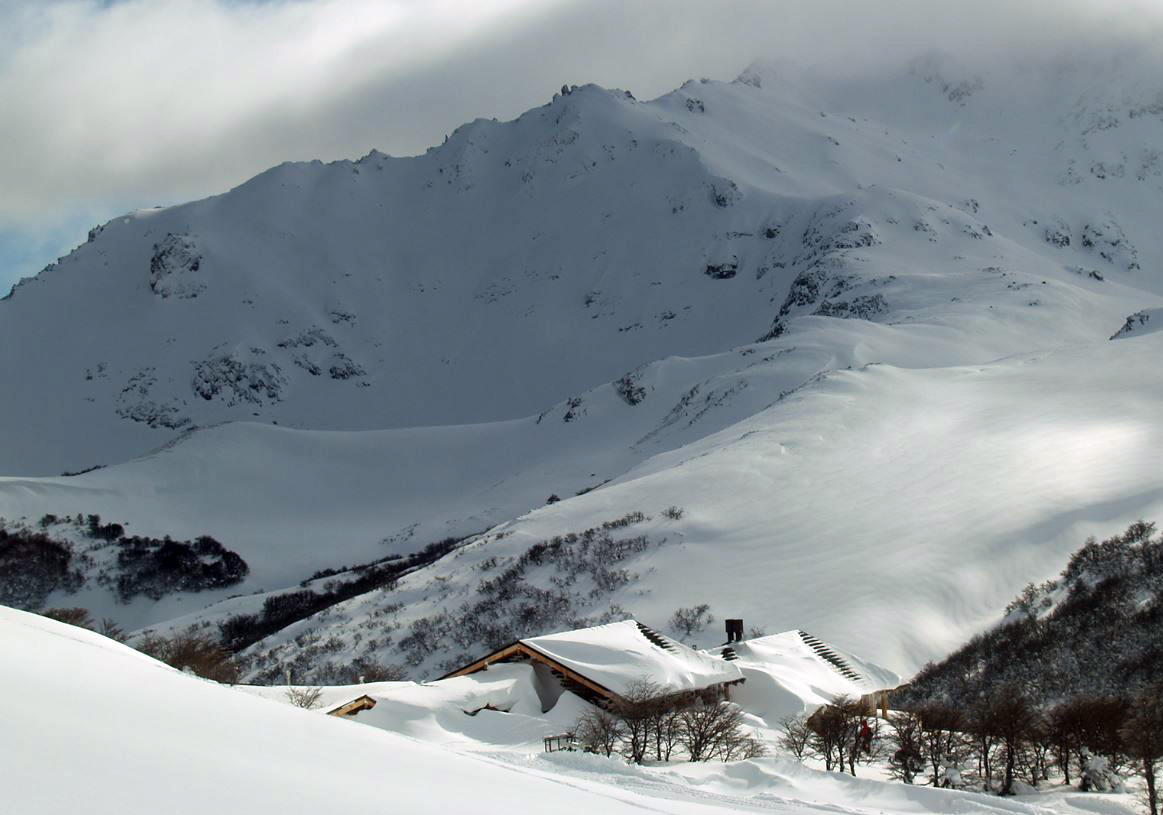 Baguales Mountain Reserve - The lodge is located amongst all of the action in the wilderness