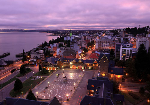 Bariloche Argentina is a vibrant town