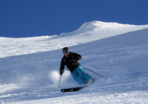 The La Hoya powder is some of the best in South America
