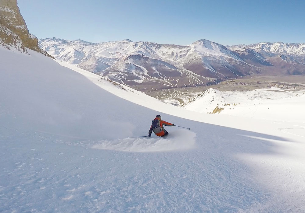 Las Leñas Ski Resort - has some great bars & restaurants for those who like to party