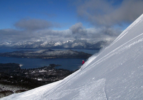Cerro Bayo is a great little ski resort less than 1 hour from Bariloche
